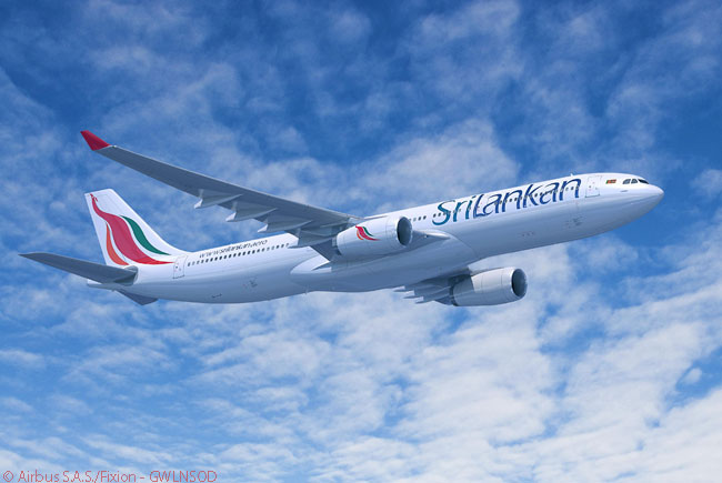 On June 19, 2013, during the Paris Air Show, SriLankan Airlines announced it had signed a memorandum of understanding in preparation for an order for six new Airbus A330-300s and four A350-900s