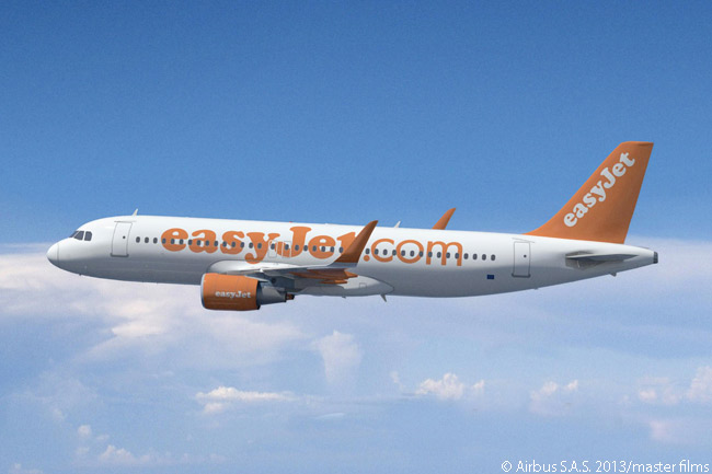 After receiving approval from its shareholders, easyJet firmed a fleet-renewal purchase of 100 A320neos and 35 A320ceos on July 11, 2013. The initial agreement to order was announced in June 2013, at the Paris Air Show. EasyJet also acquired purchase rights on a further 100 A320neos