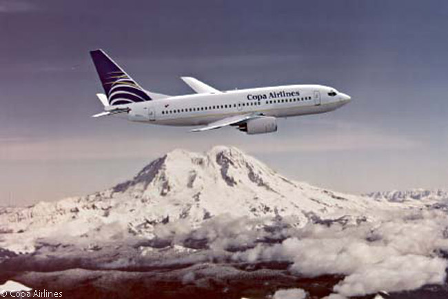 Although the bulk of Copa Airlines' fleet of Boeing 737NGs is comprised of 737-800s, the carrier operates 18 Boeing 737-700s as well