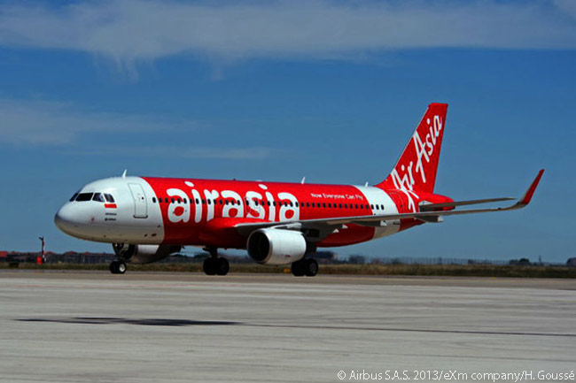AirAsia, Asia's largest low-cost airline group, took delivery on July 3, 2013 of the 8,000th commercial aircraft delivered by Airbus to customers