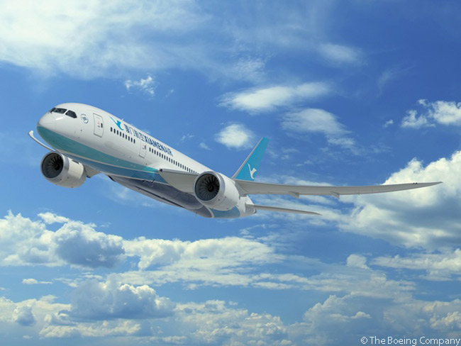 On August 26, 2013, China's Xiamen Airlines finalized an order for six 787-8s. Originally announced by Xiamen Airlines in May 2011, the order had a list-price value of $1.3 billion. This computer graphic image shows a Boeing 787-8 in Xiamen Airlines livery