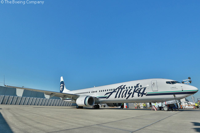 On September 30, 2013, Alaska Airlines ordered five more Boeing 737-900ERs to add to 30 it had already ordered, some of which were in service with the airline by that date