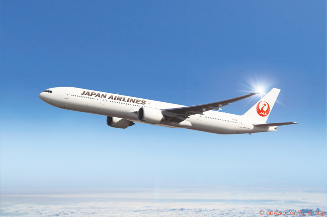 Japan Airlines' large fleet includes a sub-fleet of 13 Boeing 777-300ERs and seven shorter-range 777-300s