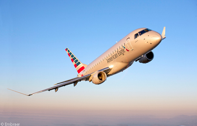 On December 12, 2013, three days after it merged with US Airways, American Airlines, Inc. ordered 60 Embraer 175s and optioned 90 more. The aircraft were to replace 50-seat regional jets in American and US Airways service. They would add to at least 47 Embraer 175s already ordered by Republic Airlines for operation on the American Eagle network, as well as many Embraer 175s already operated by regional partners for the US Airways Express network
