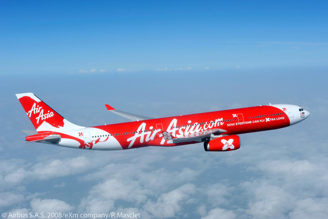 On December 18, 2013, long-haul, low-cost carrier AirAsia X ordered 25 more Airbus A330-300s to add to 26 already in service and on order. In addition, AirAsia X contracted in August 2012 to lease another six A330-300s from Los Angeles-based leasing company ILFC
