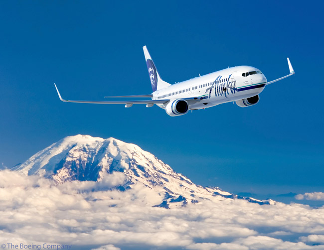 On January 14, 2014, Alaska Airlines took delivery of its 100th Boeing 737NG ordered directly from the manufacturer. On the same day Alaska Airlines ordered two more Boeing 737-900ERs, giving Boeing Commercial Airplanes its first finalized order of 2014