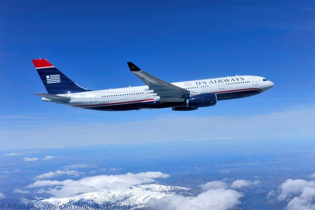 As of 2014, US Airways had 15 Airbus A330-200s and nine A330-300s in service