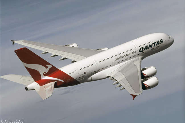Qantas, which was the third airline to put the Airbus A380 into commercial service, has 12 A380s in service and another eight on order