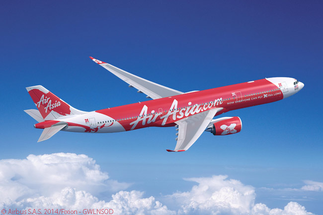 On July 15, 2014, the second day of the Farnborough International Airshow, low-cost long-haul specialist AirAsiaX announced it had signed a memorandum of understanding to order 50 Airbus A330-900neo widebodies. AirAsia X became one of four A330neo launch customers announced within the first two days of Airbus launching the program. It will also be an early operator, taking delivery of its first A330-900neo in 2018
