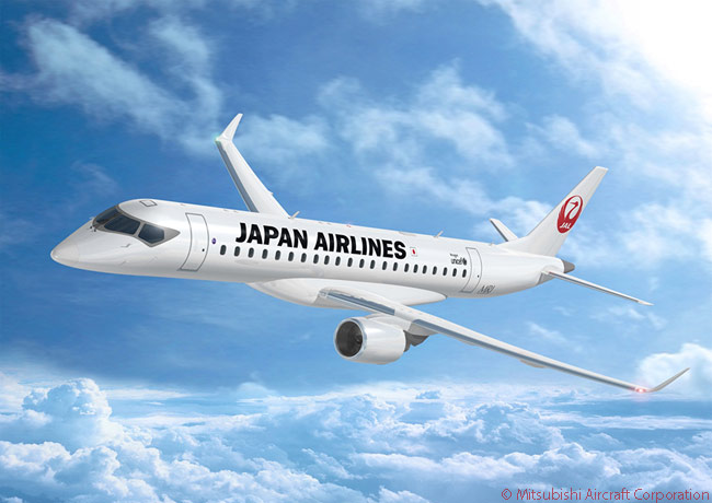 On August 28, 2014, Japan Airlines signed a letter of intent with Mitsubishi Aircraft Corporation to order 32 Mitsubishi Regional Jets for J-Air, JAL's domestic regional-airline subsidiary. The MRJs are to represent the next generation of aircraft for J-Air