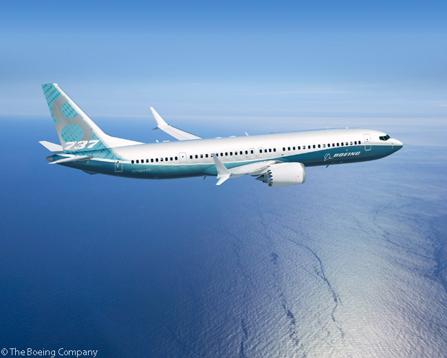 Boeing launched the 737 MAX 200, a new member of the 737 MAX family, on September 8, 2014 with a commitment from Ryanair for 100 aircraft