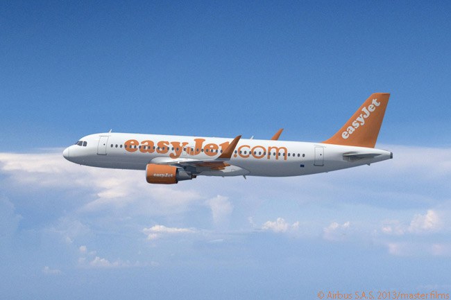 On July 11, 2013, easyJet announced a firm order for 135 A320-family aircraft, including 100 A320neo and 35 A320ceo jetliners. The deal also included purchase rights for 100 more A320neos and options on 35 more A320s