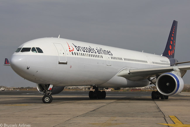 Brussels Airlines has a policy of leasing all of its aircraft, including its long-haul fleet of Airbus A330s