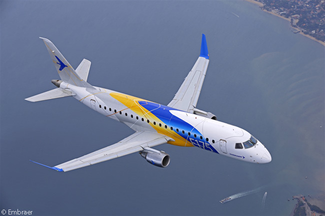 The Embraer 175 has become a very familiar sight at most U.S. commercial airports, operating thinner hub-and-spoke routes from major airlines' hubs. In the U.S., almost all Embraer 175s are operated by regional airlines for the major carriers, under capacity purchase agreements
