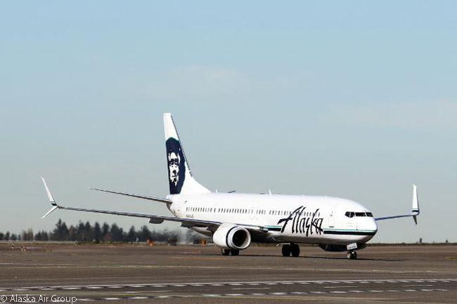 On February 18, 2015, Alaska Airlines ordered six more Boeing 737-900ERs, increasing its buy of the longest-fuselage 737 model to 65 aircraft and its total orders for Boeing 737-family jets to more than 150 aircraft