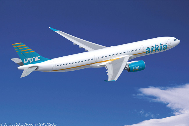 On February 18, 2015, Arkia Israeli Airlines signed a memorandum of understanding with Airbus for up to four A330-900neo aircraft. The carrier intended to use the aircraft to expand its operations into long-haul business and leisure markets