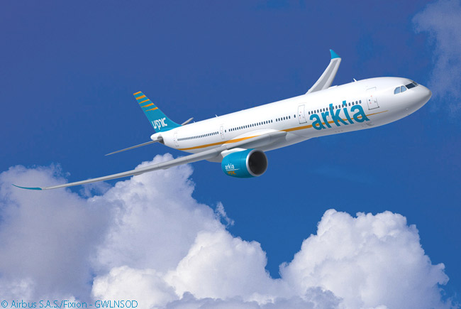 Arkia Isaeli Airlines chose the Airbus A330-900neo as the aircraft type it would operate for its first forays into long-haul business and leisure markets from and to Israel