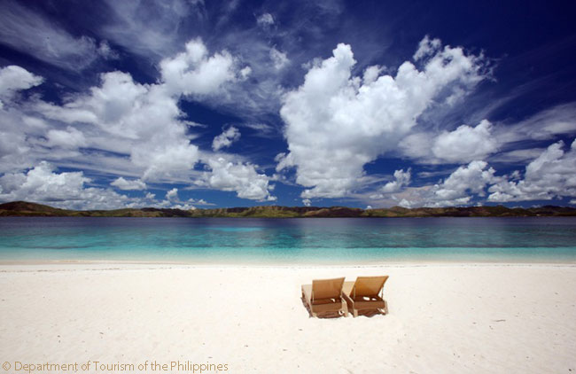 In addition to being a unique ecological treasure and boasting some of the largest underwater-river cave systems in the world, the island of Palawan in the Philippines is also a tropical-beach paradise