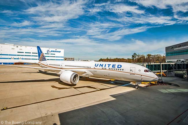 On March 16, 2015, Boeing delivered toUnited Airlines the first 787-9 Dreamliner assembled at its final assembly line at North Charleston, South Carolina. The aircraft also marked a milestone for the 787 program as the 250th Dreamliner to be delivered