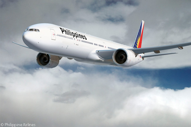 Philippine Airlines began serving New York JFK from Manila (with an intermediate tech stop at Vancouver) on March 15, 2015, 74 years to the day from the date of the carrier's foundation. PAL operates Boeing 777-300ERs and Airbus A340-300s on the route