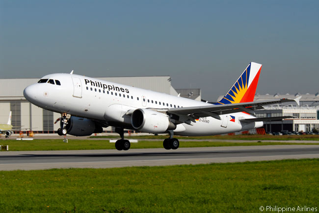 PAL operated four Airbus A319s, but retired the model from its all-A320-family single-aisle fleet in late 2014