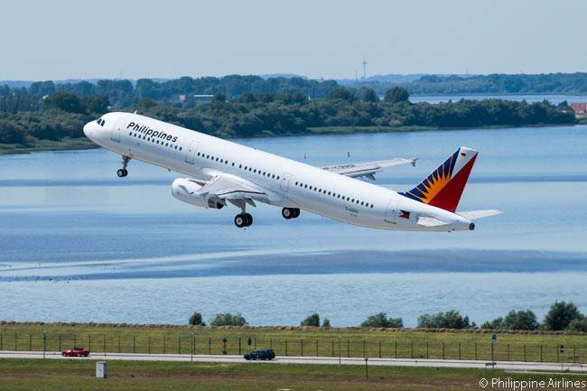 By March 2015, PAL had ordered a total of 34 Airbus A321s, as well as 18 A321neos