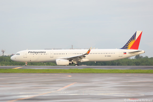 PAL has specified Sharklet wingtip fuel-saving devices for its latest deliveries of new Airbus A321s