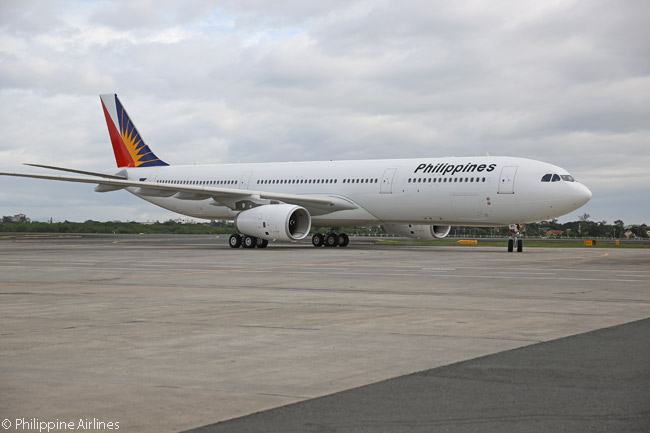 Philippine Airlines operates 14 high-gross weight Airbus A330-300s on routes to destinations such as Honolulu and destinations throughout Asia