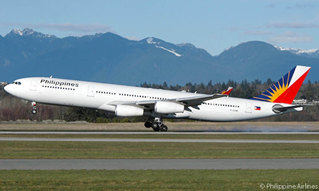 Along with the Boeing 777-300ER, the Airbus A340-300 is one of two very long-haul aircraft types operated by Philippine Airlines on its longest routes, such as the carrier's Manila-Vancouver-New York route