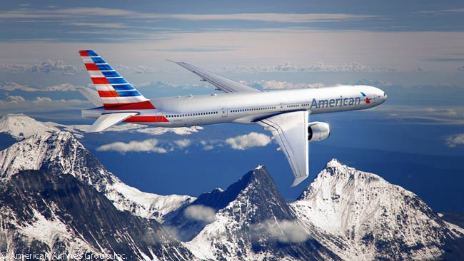 By April 2015 American Airlines had ordered a total of 20 Boeing 777-300ERs