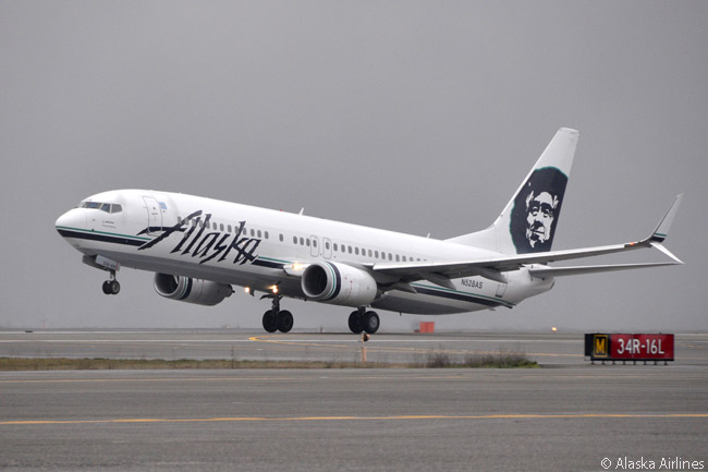 In 2015 the Boeing 737-800 was the most important aircraft type numerically in Alaska Airlines' fleet, the carrier operating 61 737-800s. However, by 2017 Alaska Airlines will operate a slightly greater number of 737-900ERs than 737-800s