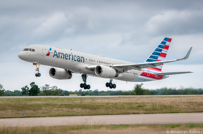 American Airlines is retiring many of its Boeing 757s but is keeping a number of later, higher gross-weight aircraft in service to operate international services on routes from the U.S. to European and Latin American destinations