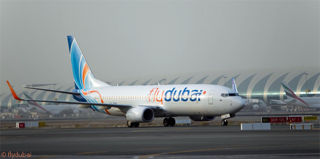 Dubai-based flydubai is basing its fleet entirely upon the Boeing 737-800 and the 737 MAX 8 and expects to be operating more than 100 aircraft by the end of 2023