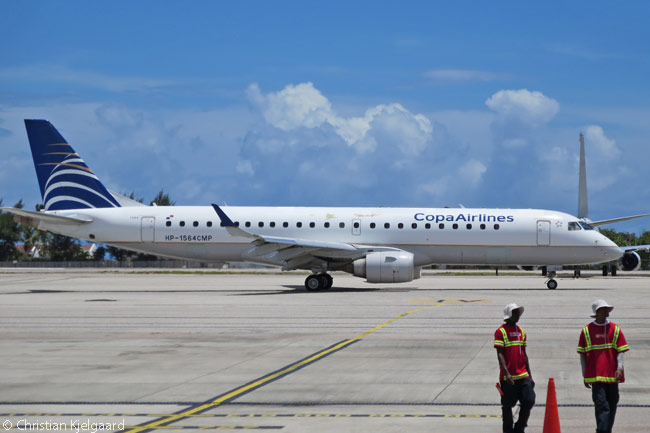 Sint Maarten's Princess Juliana International Airport achieved its first success in attracting Latin American carriers when Panama's Copa Airlines began serving the airport in 2010. Given the success of Copa's Panama-Sint Maarten route, the airport is hoping to attract more Latin American carriers