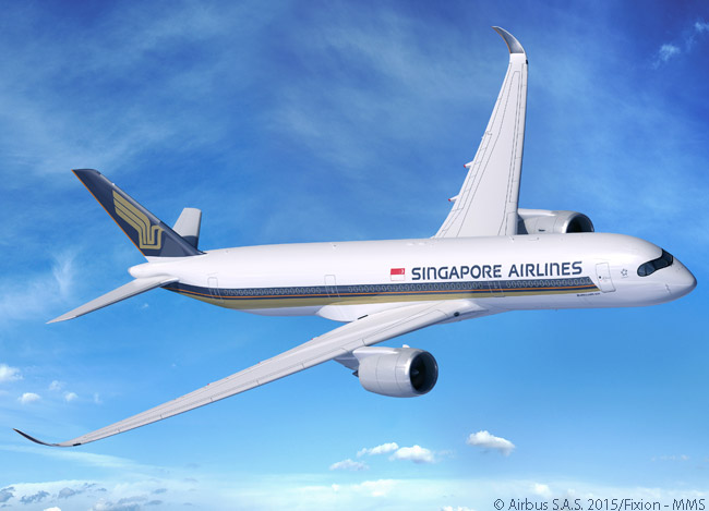 After taking delivery of its first Airbus A350-900 in January 2016, Singapore Airlines scheduled Amsterdam as the first long-haul destination it would serve with the aircraft from its Singapore hub. No sooner had it announced this than SIA announced the following day that it had agreed to upgrade seven of its A350-900s into a new ultra-long-range configuration to enable it to resume non-stop services between Singapore and both the West and East coasts of the U.S. SIA also agreed to convert options on four A350-900s into an additional firm order