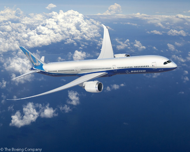 Boeing announced on December 2, 2015 that it had newly completed the detailed design for the 787-10, the third and largest member of the 787 family