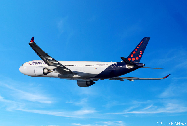 Brussels Airlines planned to have at least 10 Airbus A330s in its long-haul fleet by 2017. All would be leased, as is every other aircraft in the Belgian carrier's fleet