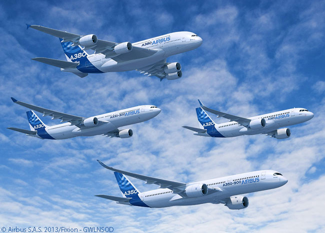On January 28, 2016, following the listing of economic sanctions against Iran by the major Western powers, Iran Air placed an order for 118 new aircraft with Airbus. The order covered every family line produced by Airbus