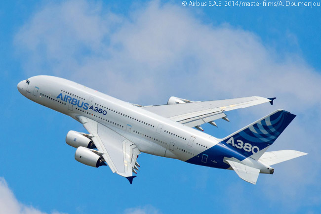 On January 29, 2016, Airbus announced an order for three A380 superjumbos from Japan's ANA Holdings, confirming one of the least well-kept secrets in the airline industry