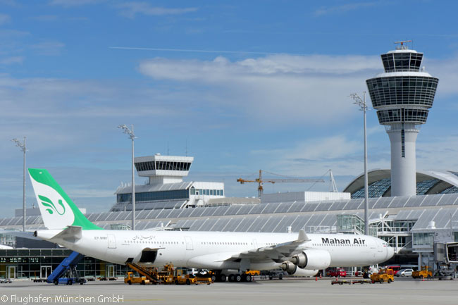 Munich Airport is Germany's second-busiest and Europe's seventh-busiest airport. It is increasing its passenger traffic at the rate of about one-and-a-half million passengers each year and offers flights to more than 240 destinations