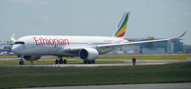 Ethiopian Airlines to Operate A350-900s on Addis Ababa-London Heathrow Route