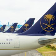 Saudi Arabian Airlines Receives Its First A330-300 Regional