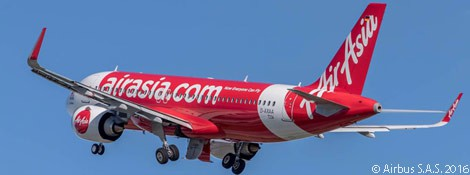 AirAsia Takes Delivery of Its First A320neo