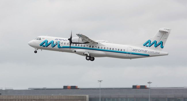 Mexico's Aeromar Orders Eight ATR 600-Series Turboprops, Options Six More