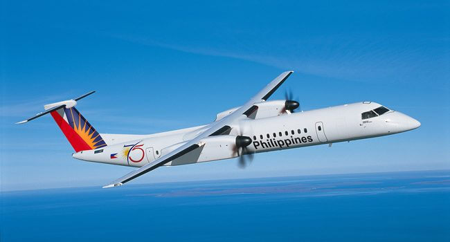 Philippine Airlines Places Launch Order for Q400 Two-Class, 86-Seat Version