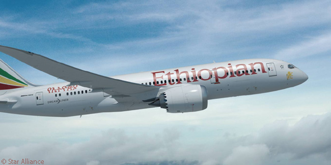 Ethiopian Announces Service to Seven New Destinations