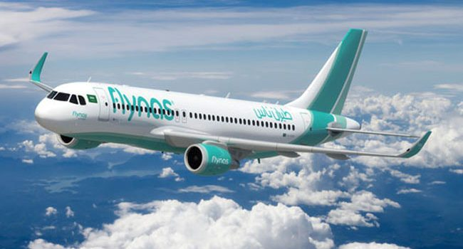 Saudi Arabia's Flynas Orders up to 120 A320neo-Family Jets