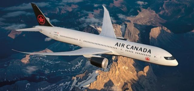 Air Canada Unveils A New Livery ‒ Again