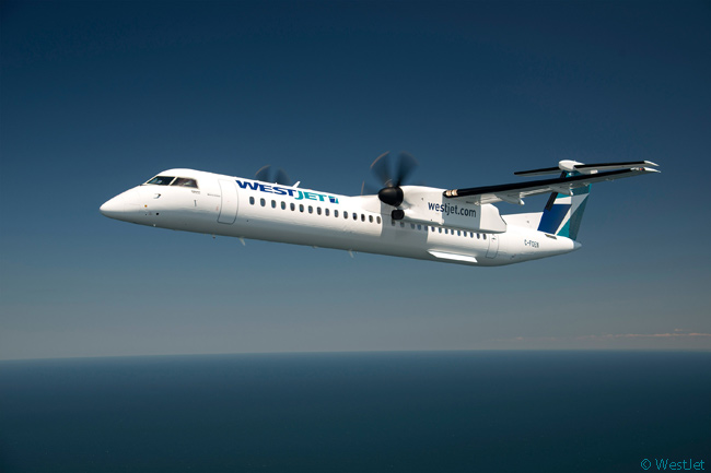 WestJet to Add Services and More Flights from Québec Province