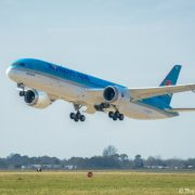 Korean Air Receives Its First Boeing 787-9